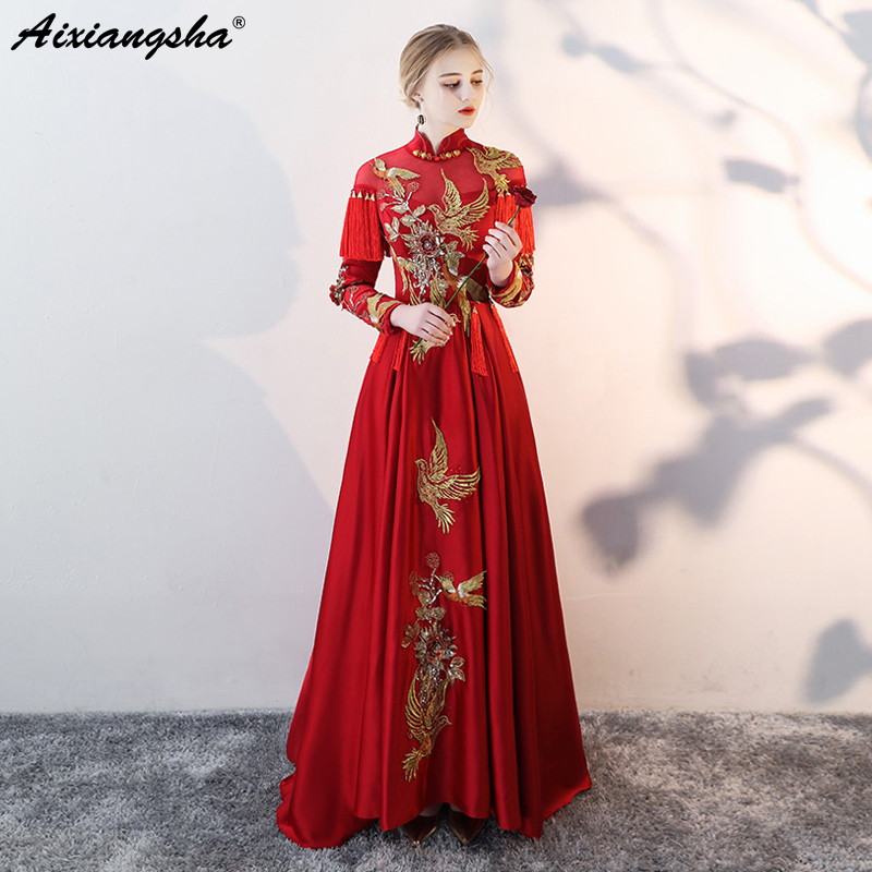 New Vintage Embroidery   Prom     Dresses   2018 Custom Color Plus Size vestido de festa   Prom     Dress   Long   Dress   Elegent vestido longo