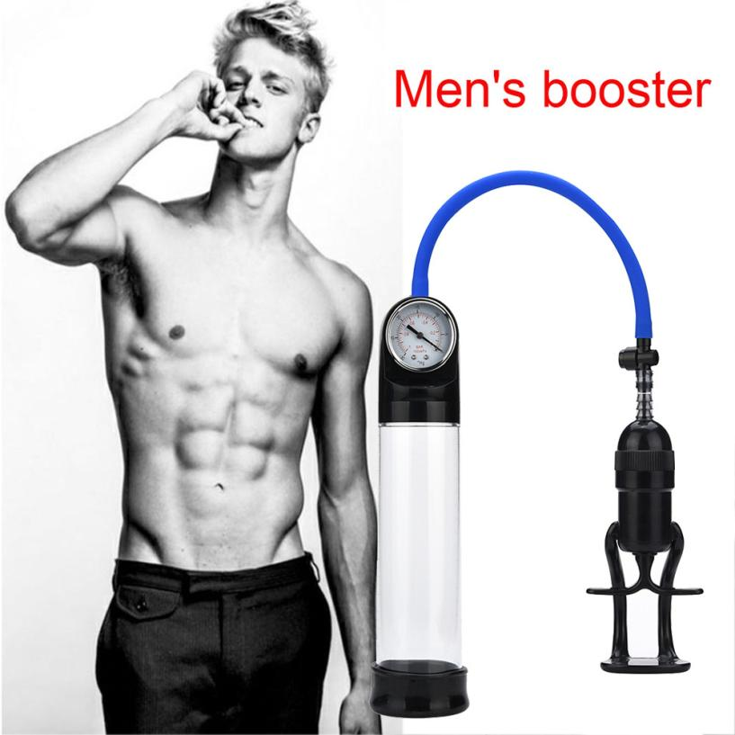 Hot Sale Enlarge Vacuum Pump Men's Booster Male Extender Sex Delay Device Sucking Sex Machine Sexy Product for Men hot product 3d cnc machine for sale