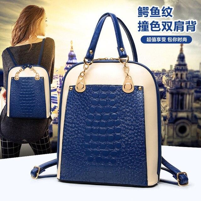 21fe8565f1 Latest trend 2015 luxury Alligator bags women leather bag women handbags  women shoulder bags