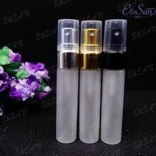 5 ミリリットル * 100 個 LG02MA 5ML チューブフロスティング香水瓶ガラスサンプルスプレーボトル