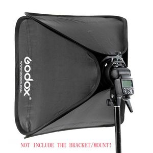 Image 4 - Godox سوفت بوكس 60x60 سنتيمتر الناشر عاكس ل Speedlite ضوء فلاش المهنية صور استوديو كاميرا فلاش صالح باوينز Elinchrom