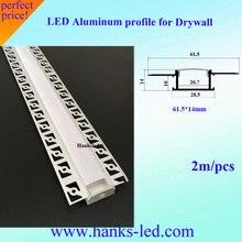 40 м(2 м/шт.) t-образная Встраиваемая арматура для гипсокартона с внутренней шириной 20 мм для Cooridor