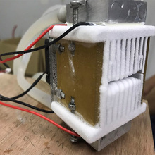 1 stks DIY 120 W TEC Peltier halfgeleider koelkast waterkoeling airconditioning Beweging voor koeling en ventilator