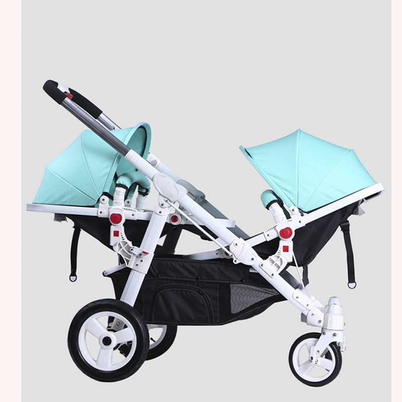 HK free delivery! Twins baby Stroller Motherknows twins strollers have many ways combine Prams for summer or winterHK free delivery! Twins baby Stroller Motherknows twins strollers have many ways combine Prams for summer or winter
