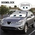 BOOMBLOCK Car Front Window Sunshade Covers For Mazda 3 6 Toyota Avensis C-HR Peugeot 307 407 308 Alfa Romeo 159 Accessories