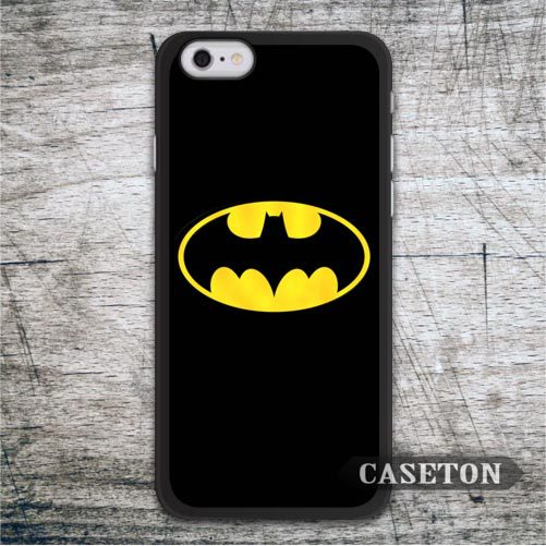 Vintage Batman Classic Case For iPod 5 and For iPhone 7 6 6s Plus 5 5s SE 5c 4 4s High Quality Brand New Ultra Cover