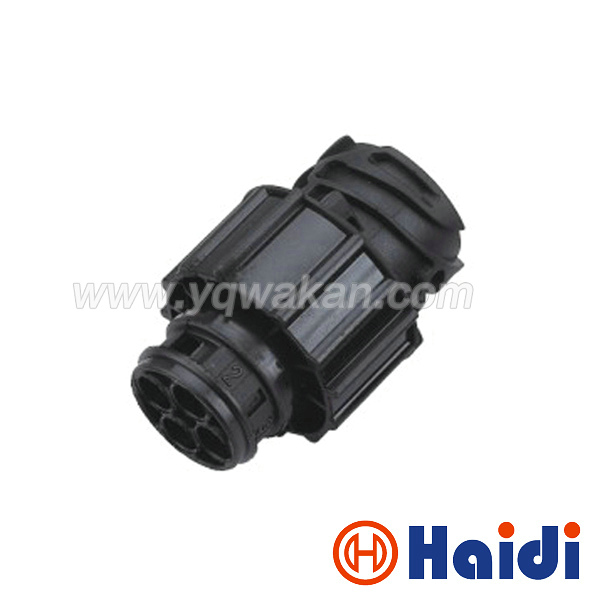 Free shipping 2sets 4Pin Auto Sensor plug with sheath Car oil exploration railway etc Waterproof round connector