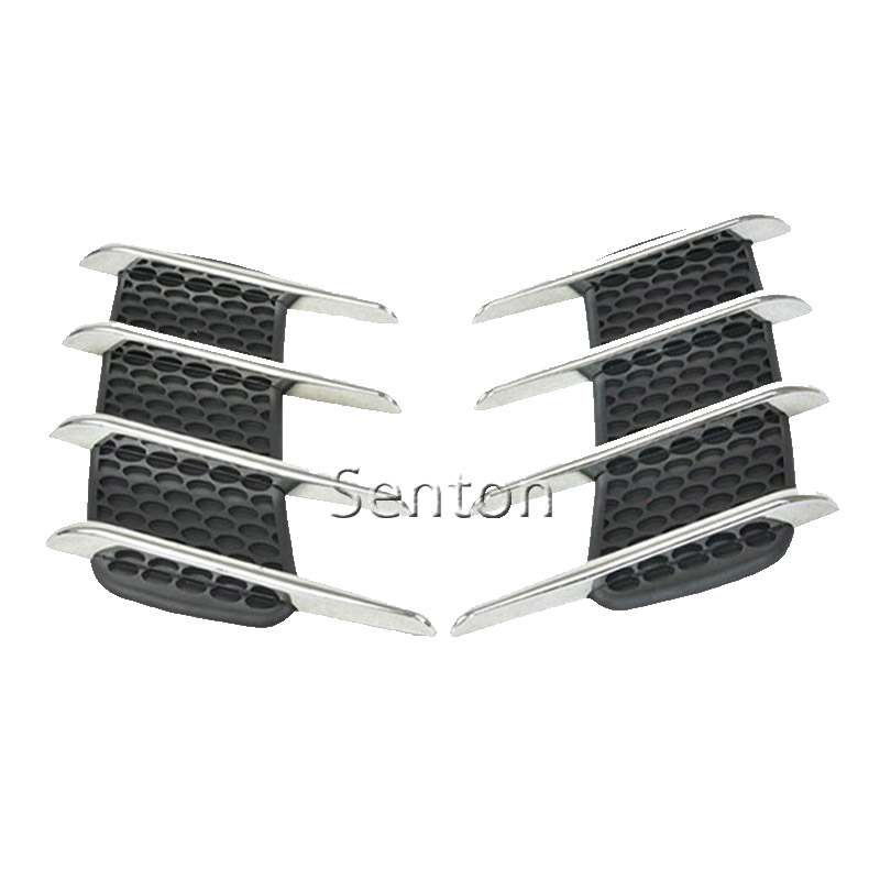 Car ABS Chromium Styling Stickers For Kia Rio K2 K3 5 Sportage Ceed Sorento Cerato Soul Buick Hyundai Tucson 2016 I30 Accent custom fit car trunk mat for kia sorento sportage k5 forte rio k2 cerato k3 soul carens 3d carstyling carpet cargo liner