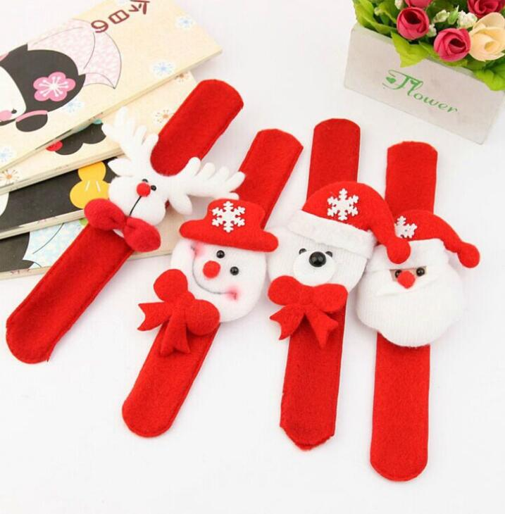 christmas wreath clap circle decorations gift cloth art on laps handicraft On the ring sell like hot cake free shipping CH0107 ...