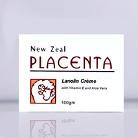Venta al por mayor envío directo 6 piezas JYP NewZealand Placenta colágeno crema hidratante para nutrir la piel seca antiarrugas
