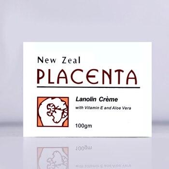 Atacado transporte da gota 6 pçs jyp newzealand placenta colágeno creme ve hidratante creme para pele seca anti-rugas nutrição