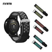 FIFATA 22mm Replacement bracelet wristband strapfor Xiaomi Huami AMAZFIT Watch Pace Sports Smart Strap watch accessories