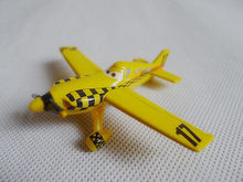 CC02--Pixar Planes 1:55 Yellow Bird Rare Toy Planes Loose