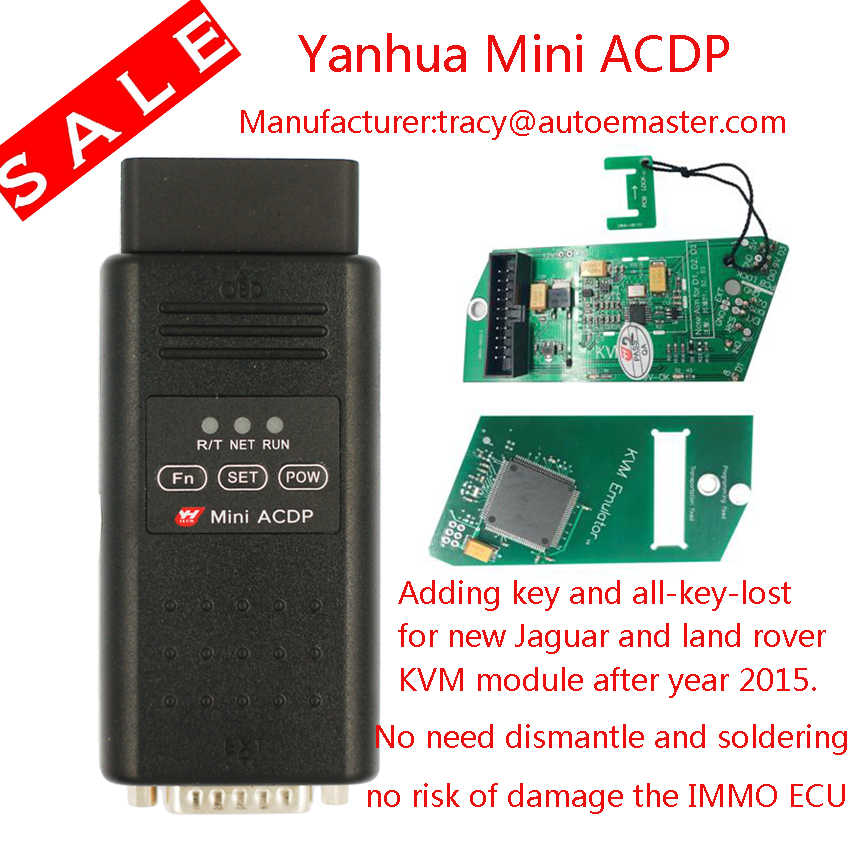Detail Feedback Questions about Free shipping!Yanhua Mini ACDP