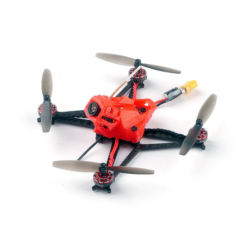 Image 2 - Happymodel Sailfly X 2S  3S Micro FPV Racer Mini Drone Crazybee F4 PRO V2.1 AIO Flight Controller 1102 Brushless Motor-in Parts & Accessories from Toys & Hobbies