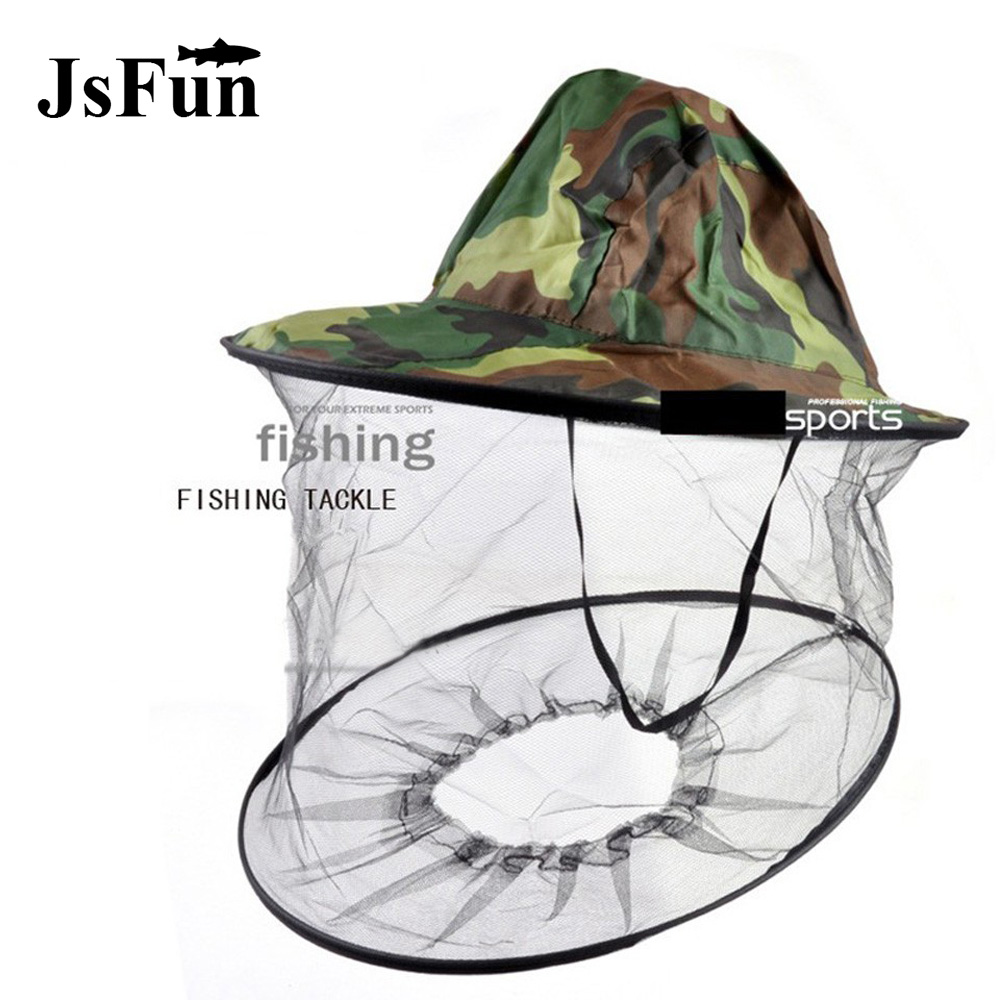 Face Protect Caps Camouflage Anti Mosquito Fishing Hat With Net Mesh Head Cover Fisherman Hat Beekeeping Camping Mask L212 naturehike outdoor anti mosquito head protection mesh fabric head cover mask black