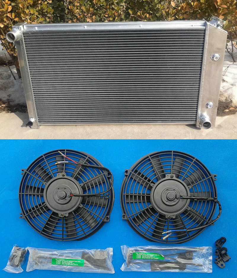 NEW Aluminum Radiator For Pontiac Firebird Trans Am 1970-1981 71 72 73 74 75