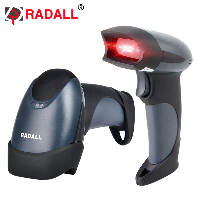 Handheld QR 2D Barcode Scanner Bar Code Reader PDF417 Laser USB Mobile Payment Computer Screen &Virtual COM Port on PC -RD-M5 supermarket 2d barcode scanner handheld 2d code scanner bar code reader qr code reader usb interface zd5600 bar code scanner