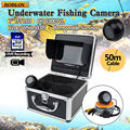 "Free shipping!BOBLOV 50m 7""LCD Underwater Video Camera Fish Finder Recorder DVR Photo Function"