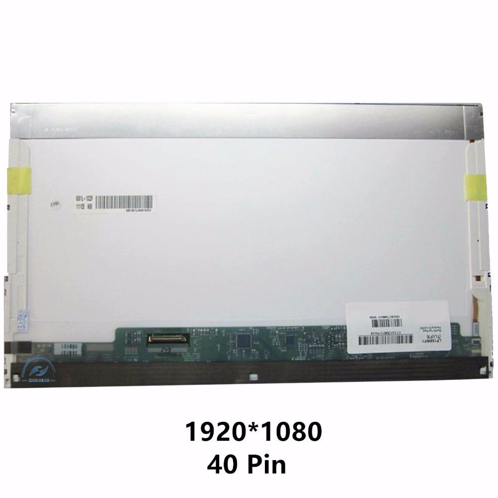 15.6 LCD Screen Matrix Panel FHD B156HW02 N156HGE-L11 LTN156HT01 B156HW01 V.4 LP156WF1 TLF3 TLB2 TLA1 For MSI GX60 GT60 GE60 наклейки tony 2 74 alfa romeo mito 147 156 159 166 giulietta gt