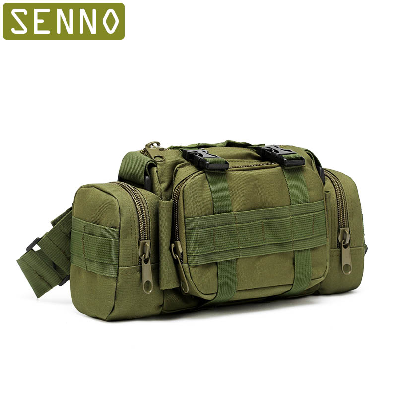Emergency Bag Protector Plus Magic Tactical Waist Pack Molle Camping Hiking Waist Pouch Nylon Multi-Function Hand First Aid Kits