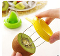 120PCS Kiwi Peeler 2-in-1 Kiwi Cutter Creative Kitchen Tools Fruit Tools