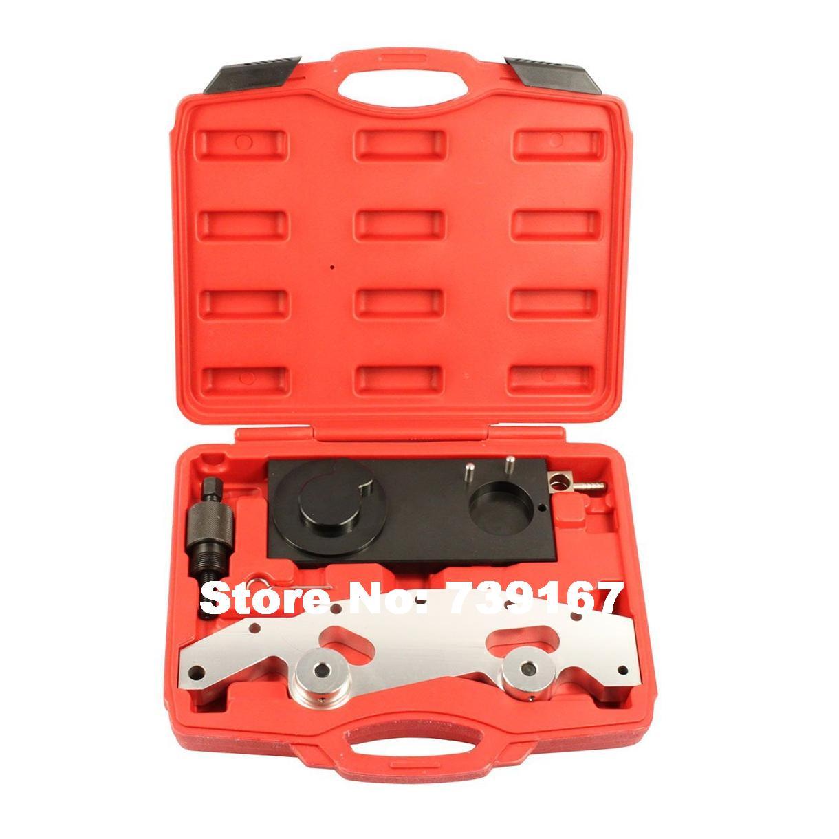 Outils de Garage de réparation de synchronisation de verrouillage d'arbre à cames de moteur de voiture Double VANOS pour BMW E36/39/46/53/60/61/83/85 M52TU M54/56X3/5 Z4 ST0074