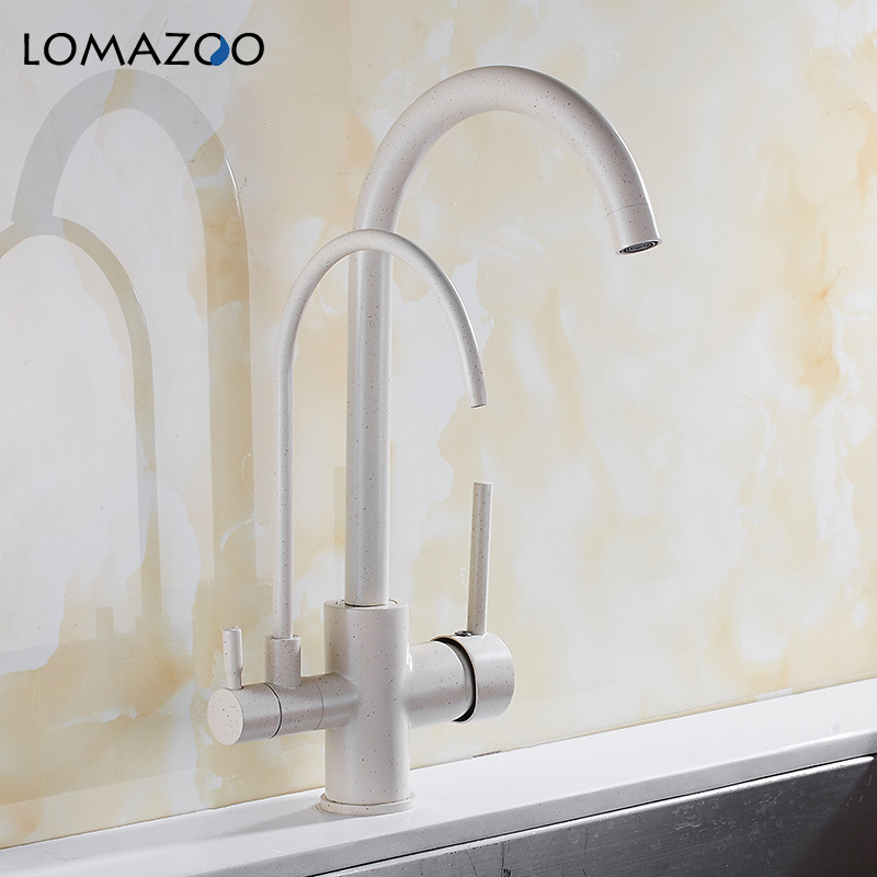 LOMAZOO LED Kitchen Faucet Bathroom Sink Faucet Adjustable Rotatable Waterfall Faucet Single Handle Brass Rotate mixerLOMAZOO LED Kitchen Faucet Bathroom Sink Faucet Adjustable Rotatable Waterfall Faucet Single Handle Brass Rotate mixer
