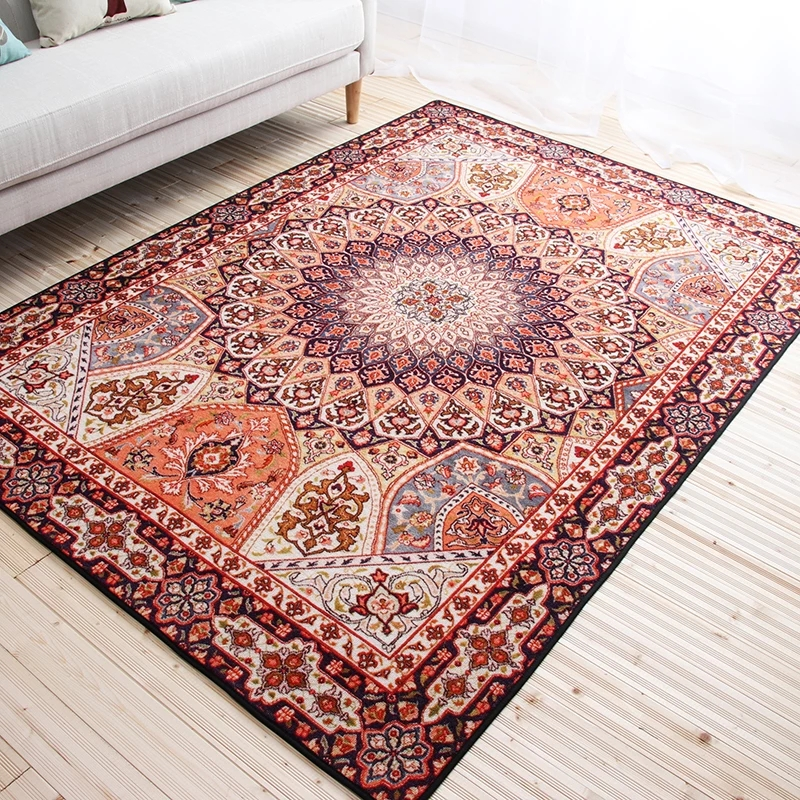 New Year and Christmas Decoration colorful carpet for hallway ...
