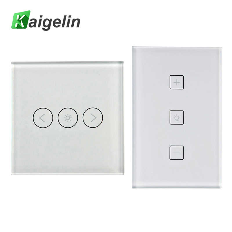 WiFi LED Dimmer Switch 220V 110V Dimming Panel Switch Connected To Alexa Google Home Voice Control Dimmer For LED Lamps