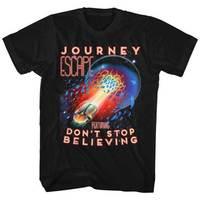 Reise Flucht Nicht Glauben Rockmusik Erwachsenen T-shirt