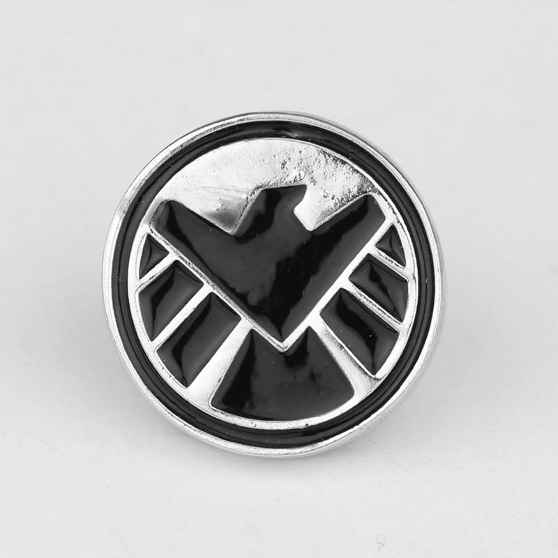 The Avengers Agents of Shield Brooches and Pins S.H.I.E.L ...