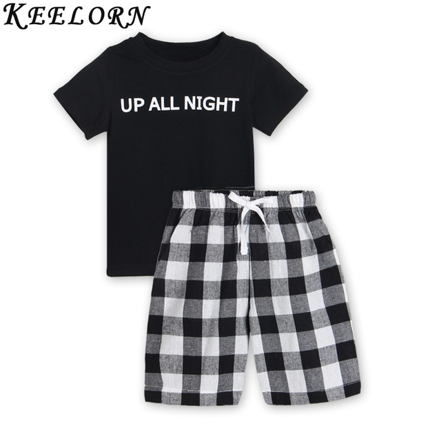 Keelorn Boys Clothing Sets