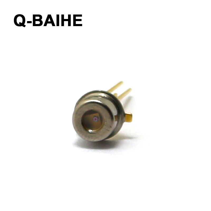 800-1700nm 1mm Indium Gallium Arsenic Photodetector  InGaAs PIN Photodiode High Stability Flat Window TO-46