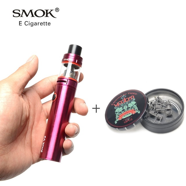 Original Smok Stick V8 Kit 3000mah Battery Vaping Pen With Tfv8 Big