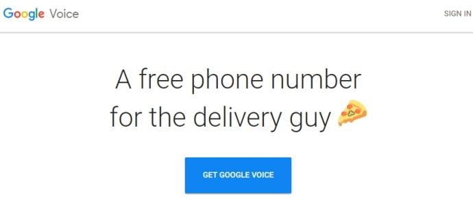 通过Numero eSim免费申请Google Voice