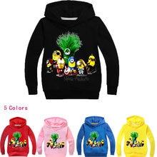 36f2de57a Popular Minion Sweatshirt-Buy Cheap Minion Sweatshirt lots from ...
