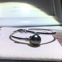 925 Silver Adjustable Bracelet Settings Findings Mountings Women Accessories Parts Bangle Female Lady Girls' Jewelry