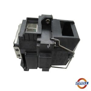 Image 4 - + Качество и 95% Яркость лампой ELPLP58 для EPSON EX5200/EX7200/PowerLite 1220/1260/S10 +/S9/VS 200/H367A/H367B/H367C