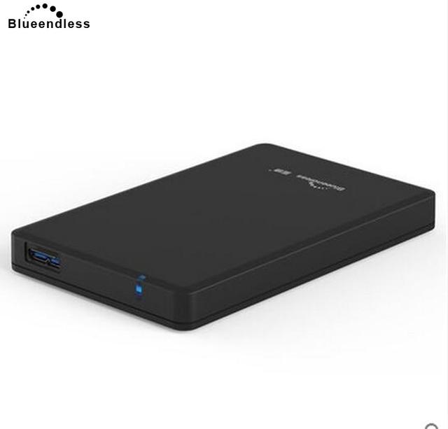 Blueendless disco duro externo de 250G sata HDD PC USB 3,0 disco duro de ordenador portátil con herramienta de protección libre de disco duro MR23P