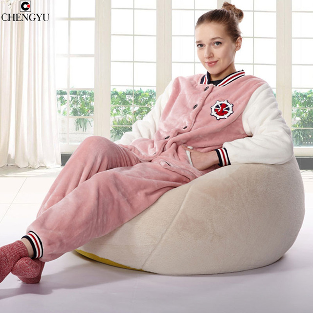 New Style Removable Washable Lazy Bean Bag Living Room Furniture ...