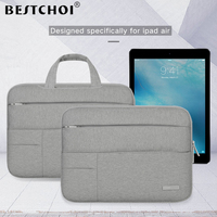 2018 BESTCHOI Tablet Bag Sleeve Case For Apple IPad Pro 9 7 10 5 12 9