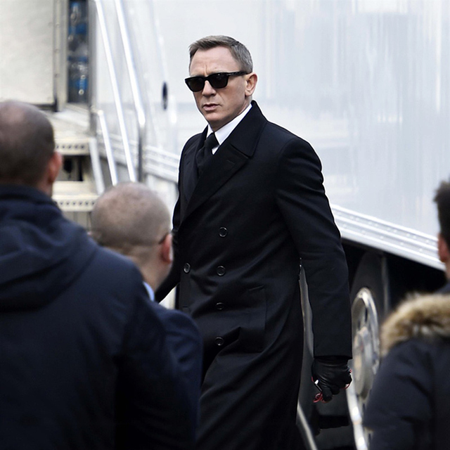 2017 Power Me James Bond Sunglasses 007 Daniel Craig TF58 Sunglasses 52MM Top Quality FT0058 Sunglass Men With Original Case