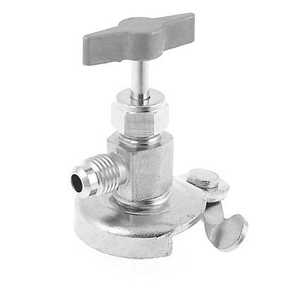 Male Threaded Can Tap Valve Bottle Opener for R134a/R12 Refrigerant  цены