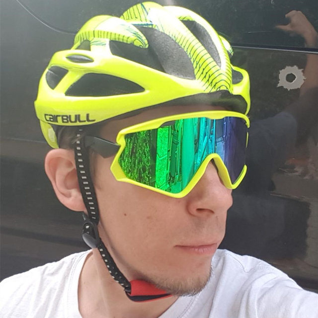 2d8d3ef4105 3 Lens Cycling Glasses Outdoor Sport Bike Bicycle Glasses Cycling  Sunglasses gafas ciclismo Cycling Eyewear Snow Goggle Glasses