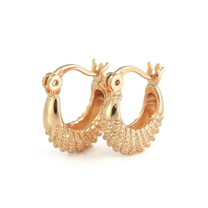 Creolen Verkauf Gold Cc Hoop Ohrringe Für Frauen Gold Ohrring Brinco Ouro Ohr Manschette Ohrringe Boucle Doreille Bijoux Femme E0204 Ohrringe