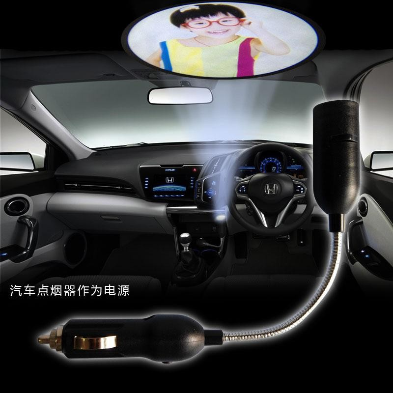 car roof projector light,custom logo projector car light,new car ...
