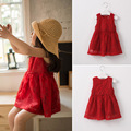 Baby Girl lace Dresses Princess Children Dress 2016 summer Vestidos clothing Kids Girl Dress Brand Girls Clothes Costumes