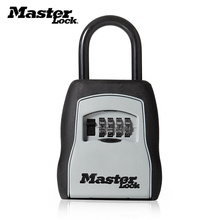 Master 5400D Lock Outdoor Key Safe Box Padlock Use Password Lock Alloy Material Keys Hook Security Organizer Boxes Storage Box