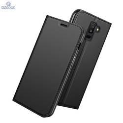 Для Samsung Galaxy A6 2018 чехол Lenuo кошелек из мягкой кожи Полный задняя крышка для Samsung Galaxy A6 + A6 плюс 2018 противоударный Coque